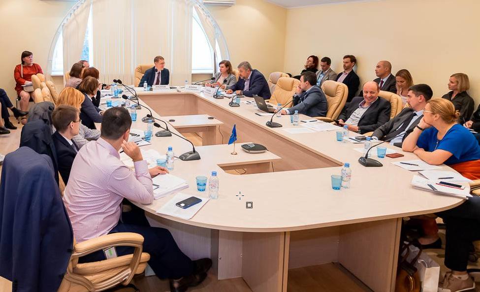 Заседание комитета по рискам Ассоциации банков России